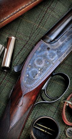 I know it may seem odd, but I want a shoot gun one day. A nice classic one, preferably a side by side but I would take an over under too.