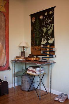 Don Weir in Austin, Texas: http://www.freundevonfreunden.com/interviews/don-weir/