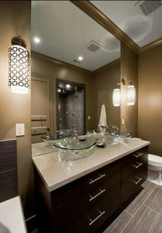 Beautiful for the master bathroom!