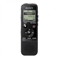 Voice Recorders Dictaphones: Sony Icd-Px440 Digital Voice Recorder - 4 Gb - BUY IT NOW ONLY: $50.0