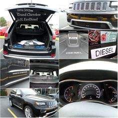 Facts About The 2014 Jeep Grand Cherokee Ecodiesel 2014 Jeep
