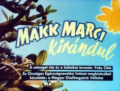 Makk Marci kirándul - régi diafilmek - Picasa Webalbumok