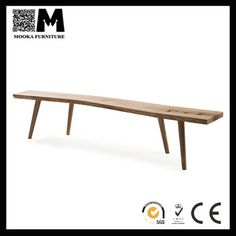 four legs modern furniture solid American ashwood bench, View wood bench, Mooka Product Details from Xiamen Mooka Import And Export Co., Ltd. on Alibaba.com