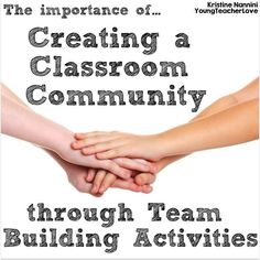 Back to School Tips and Tricks! The importance of creating a classroom community. Plus tons of beginning of the year, team building, ice breaker, and get to know you ideas to start the year off right (paid)