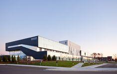 Project: Georgian College | Teeple Architect | Equitone | #brilliantbuildings