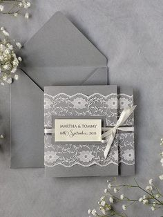 Wedding invitation ✿ ✿