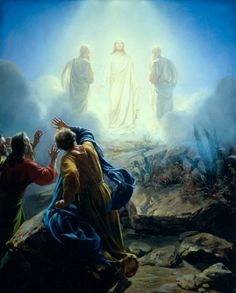 Interesting interpretation of the Transfiguration from the article, 'The Early Eyewitnesses of Jesus'