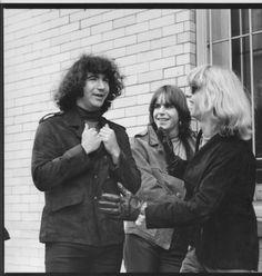 Jerry, Bobby & Phil Having Fun on Haight Street