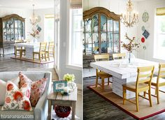 dining nook -  Four Chairs Furniture + Cadence Homes (Day 1) : hiya papaya photography