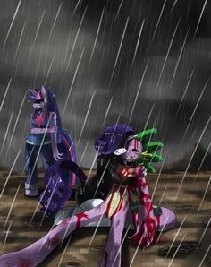 Spike's Death... by ss2sonic