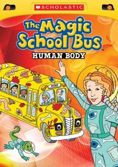 Magic School Bus: Human Body (video is on Netflix & this link has a few print outs to color).