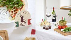 deco table italie