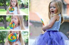 three year old birthday shoot