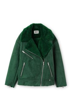 Weekday image 5 of Nora Jacket in Green Bluish Dark