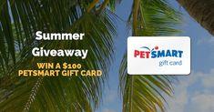 Win a $100 PetSmart Gift Card