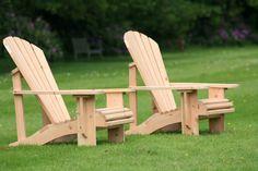 Adirondack fauteuil de jardin