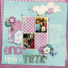 Kit: Once Upon A Dream by Kathryn Estry at Pickleberry Pop Template by Vero