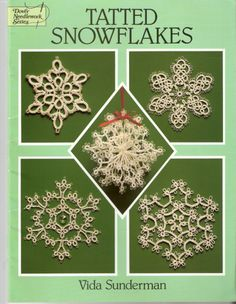 Gallery.ru / Фото #1 - Tatted Snowflakes - mula