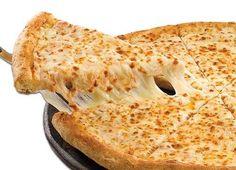 Papa John's Tuscan Six Cheese Pizza