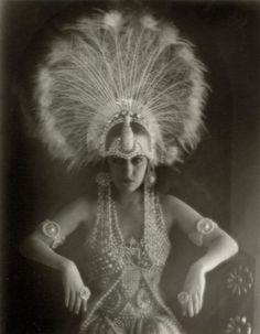 Old Burlesque Costume - Amazing