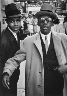 "Remember when African American boys used to dress like this? Untitled, from the ""Chicago, Chicago"" series, Photos by Ishimoto, Yasuhiro 1981_123.jpg Museum of Contemporary Photography, Columbia College"