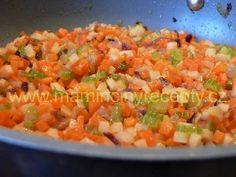 Zeleninová tarhoňa – Maminčiny recepty Salsa, Mexican, Ethnic Recipes, Food, Essen, Salsa Music, Meals, Yemek, Mexicans