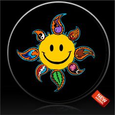 Music in the Sun spare tire cover. Custom made to fit your spare tire. Just provide the spare tire size when ordering. Custom Tire Covers, Spare Tire Covers, Jeep Tire Cover, Boat Seats, Custom Jeep, Cool Art, Fun Art, Jeep Life, Latex