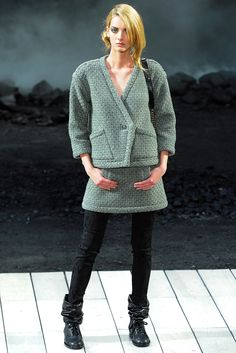Chanel | Fall 2011 Ready-to-Wear Collection | Style.com