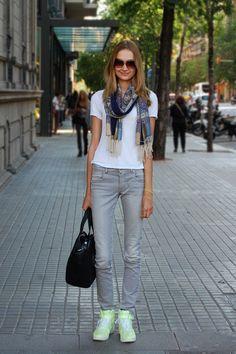 Street style by Natasha