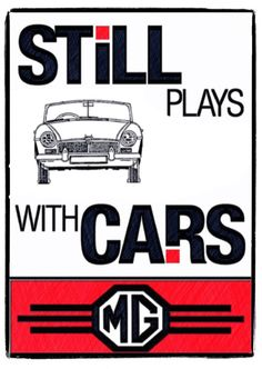 Image result for mgb wall poster