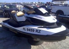 2012 BOMBARDIER SEA DOO GTI VIN: YDV06947B212