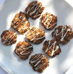 walnut prune cookies. replace banana with...?