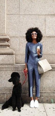 African Street Style. #Africanfashion #AfricanClothing #Africanprints #Ethnicprints #Africangirls #africanTradition #BeautifulAfricanGirls #AfricanStyle #AfricanBeads #Gele #Kente #Ankara #Nigerianfashion #Ghanaianfashion #Kenyanfashion #Burundifashion #senegalesefashion #Swahilifashion DK