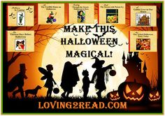Loving2Read.com is ready for Halloween!  Hundreds of spooktacular children's books for ONLY $4.99.  Join in the Halloween fun!