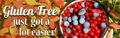 Gluten Free Resource Directory | lists of gluten free products, medicines, recipes, and more