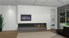 Bellfires corner Bell large Home Theater, Showroom, Corner, Home Decor, Lounges, Drive Way, Home, Fire, Home Theaters