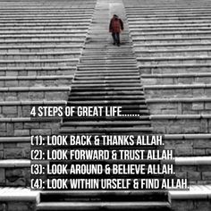 Mashallah! These are great tips! Let us see Allah in all we do!
