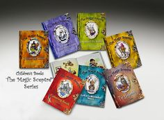 All 7 Books in the series
