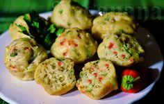 Muffin Salgado ~ Veganana