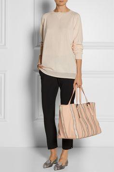 Bottega Veneta|Cashmere sweater|NET-A-PORTER.COM