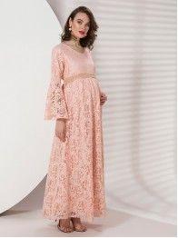Issil Gupurlu Hamile Abiye Modelleri Moda Tesettur Giyim Elbiseler Giyim Maksi Elbiseler