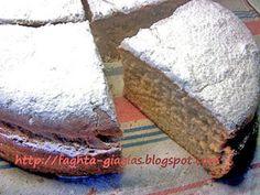 Άρτος για αρτοκλασία (αρτοπλασία) - από «Τα φαγητά της γιαγιάς» Recipe Boards, Bakery, Artisan, Sweets, Desserts, Recipes, Food, Breads, Tailgate Desserts