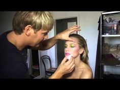 This is a behind the scenes look at a professional London makeup shoot! In it I explain some of the basic tricks used in fashion makeup and introduce you to . Celebrity Makeup, Behind The Scenes, Make Up, Photoshoot, Celebrities, Videos, Music, Artist, Youtube