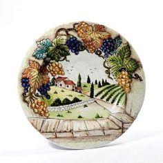 Intrada Italy Toscana Wall Plate-MAJ7843