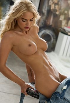 Women with swolen nipples and abs
