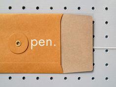 open via present & correct