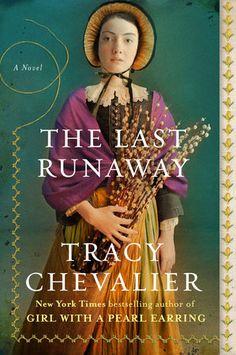 The Last Runaway by Tracy Chevalier   PenguinRandomHouse.com  Amazing book I had to share from Penguin Random House