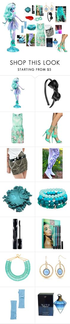 """""""TWYLA (HAUNTED)"""" by naomi-mimi-davies-brown on Polyvore featuring claire's, Masquerade, Izabel London, Queen of Darkness, Urban Decay, Shiseido, MAKE UP FOR EVER, BaubleBar, New Directions and Portolano"""
