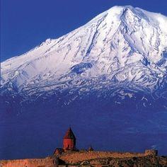 Monte Ararat Turquía.