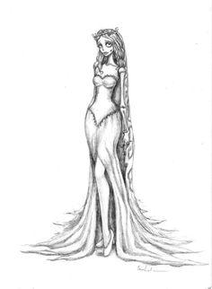 Tim Burton's Corpse Bride - Emily